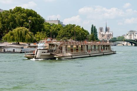 Sightseeing Cruises On The Seine Paris Cruises